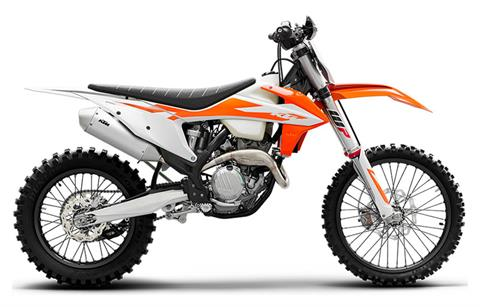 2020 KTM 250 XC-F in Trevose, Pennsylvania