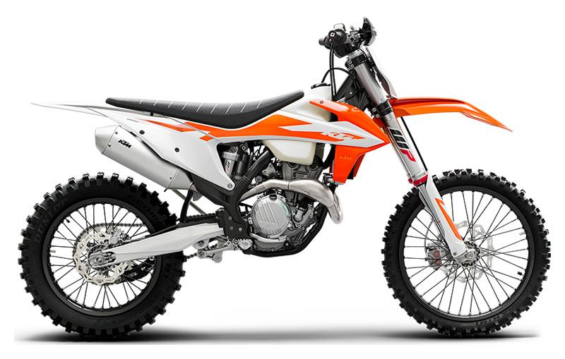 2020 KTM 350 XC-F in Costa Mesa, California - Photo 10