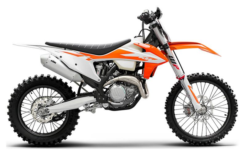 2020 KTM 450 XC-F in Baldwin, Michigan