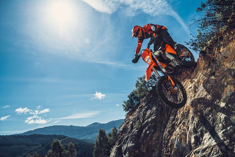 2020 KTM 500 XCF-W in Orange, California - Photo 4