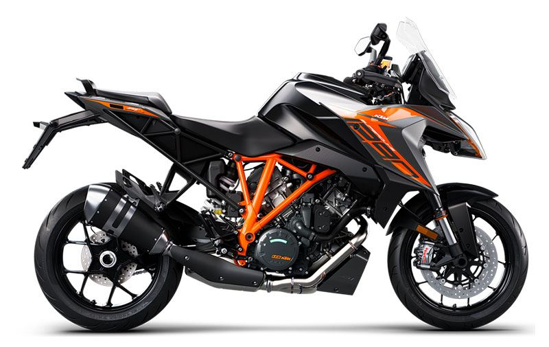 2020 KTM 1290 Super Duke GT in Paso Robles, California - Photo 1