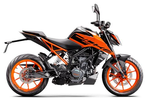 2020 KTM 200 Duke in Johnson City, Tennessee