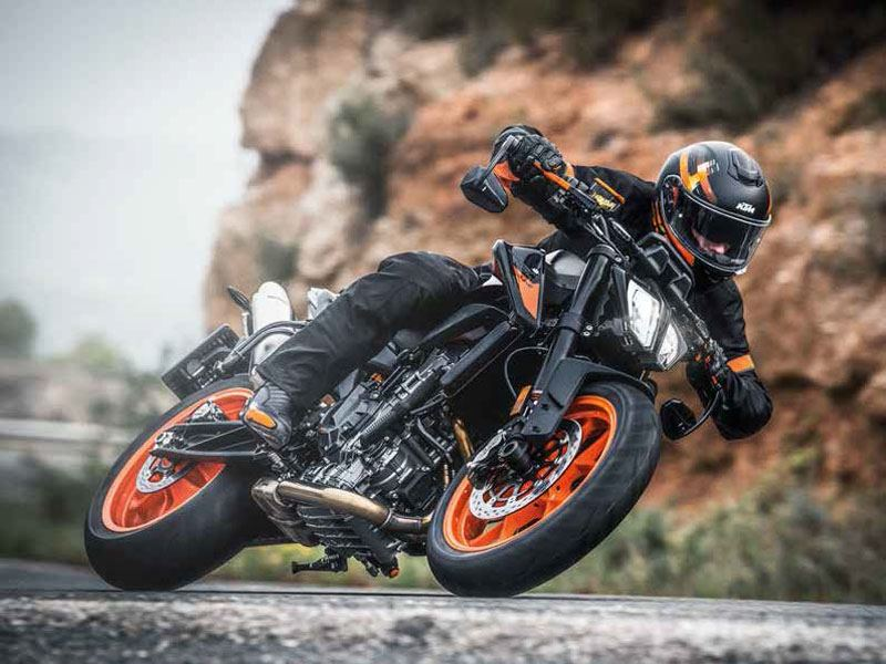 2020 KTM 200 Duke in Grimes, Iowa - Photo 7