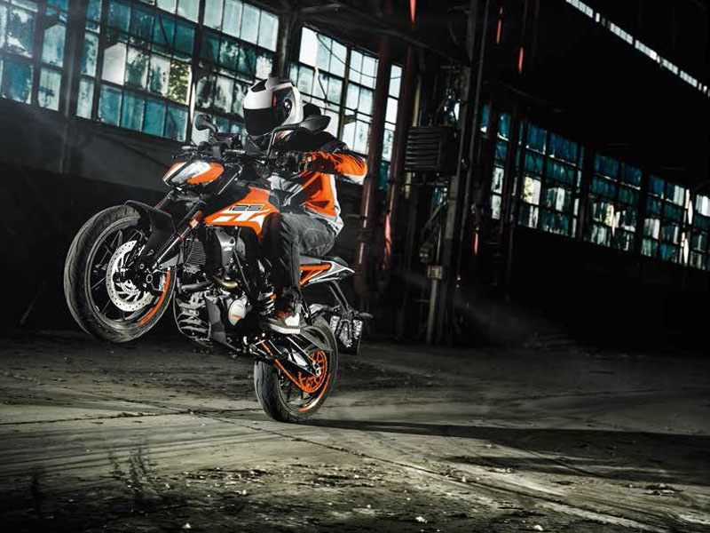 2020 KTM 200 Duke in Olympia, Washington - Photo 9