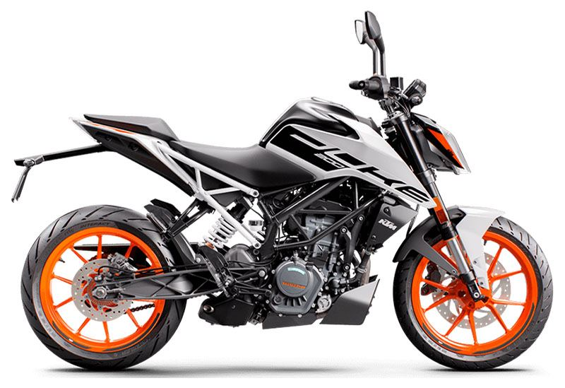 2020 KTM 200 Duke in Troy, New York - Photo 1