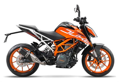 2020 KTM 390 Duke in Paso Robles, California