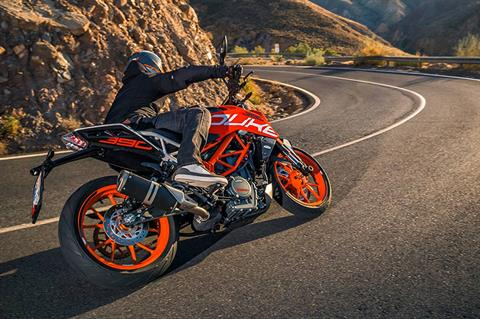 2020 KTM 390 Duke in Oklahoma City, Oklahoma - Photo 9