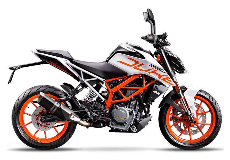 2020 KTM 390 Duke in Bennington, Vermont - Photo 1