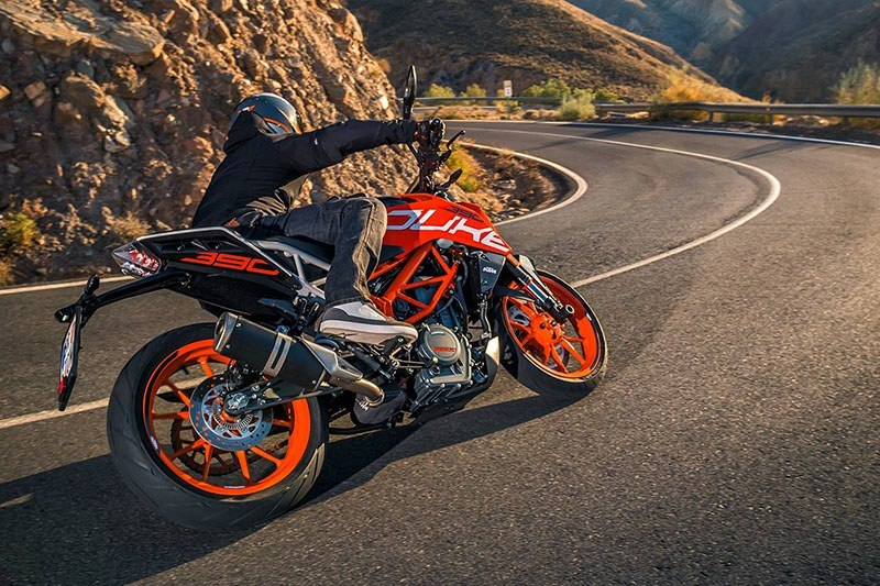 2020 KTM 390 Duke in Plymouth, Massachusetts - Photo 2