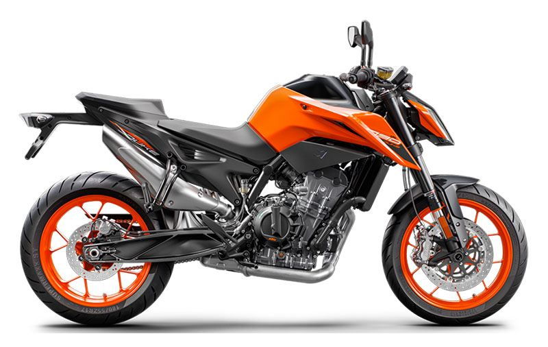 2020 KTM 790 Duke in Fredericksburg, Virginia - Photo 1