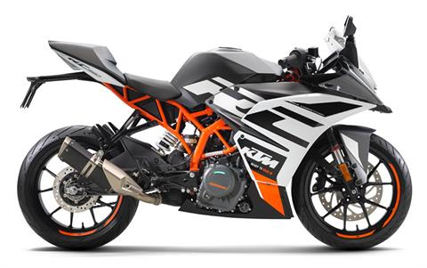 2020 KTM RC 390 in Johnson City, Tennessee