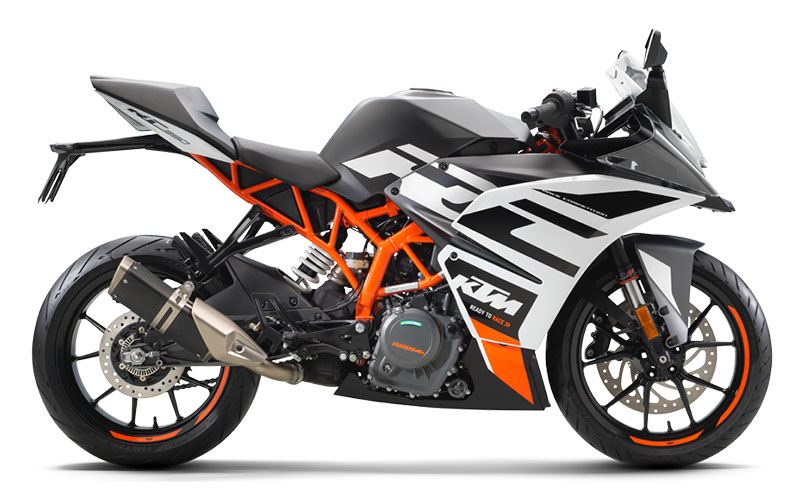 2020 KTM RC 390 in Bellingham, Washington - Photo 1