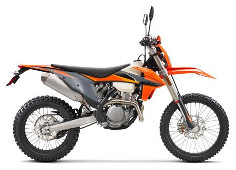 2021 KTM 350 EXC-F in Oxford, Maine