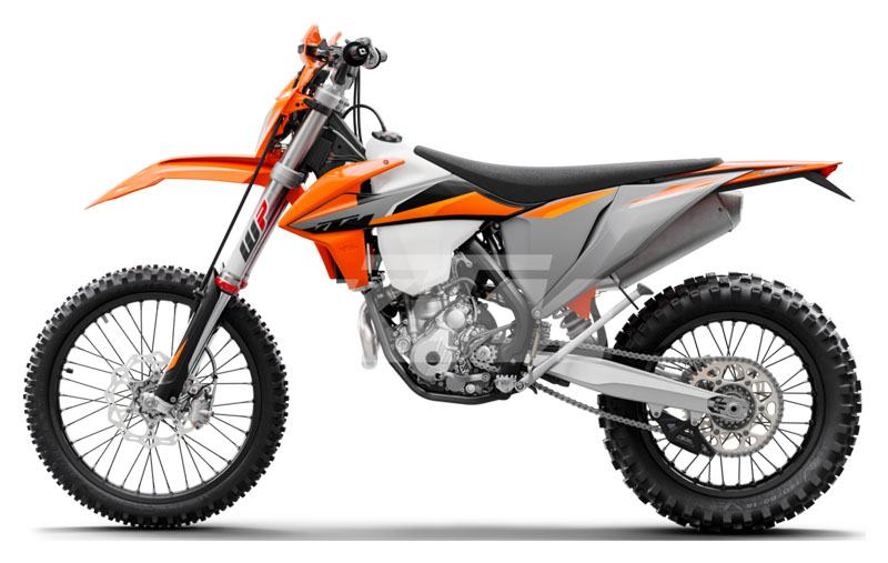 2021 KTM 350 EXC-F in Johnson City, Tennessee - Photo 2