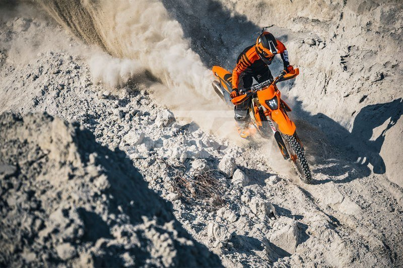 2021 KTM 350 EXC-F in Johnson City, Tennessee - Photo 4