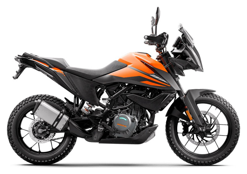 2021 KTM 390 Adventure in West Burlington, Iowa