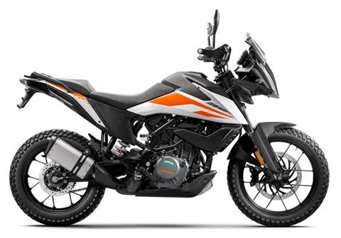 2021 KTM 390 Adventure in Concord, New Hampshire