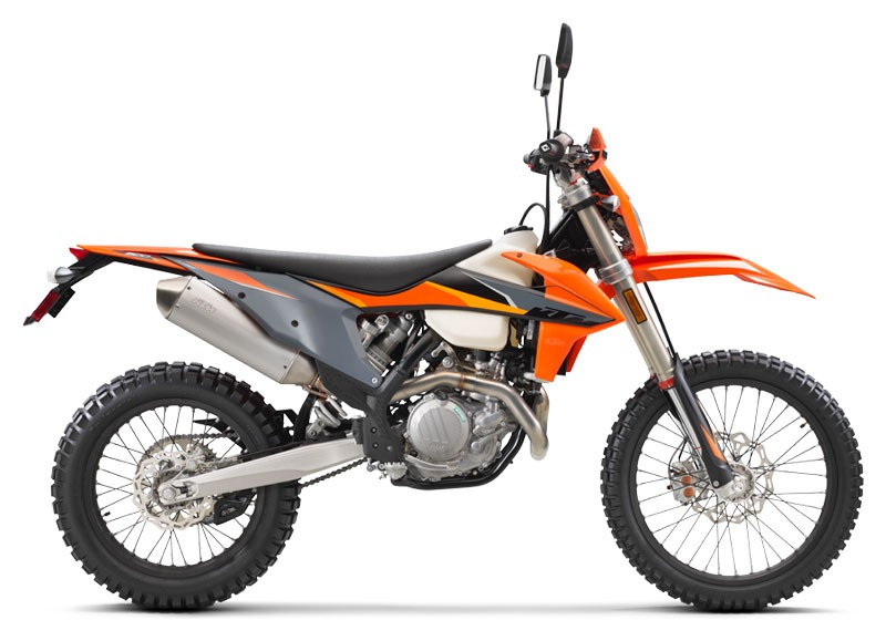 2021 KTM 500 EXC-F in Oregon City, Oregon