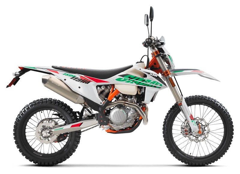 2021 KTM 500 EXC-F Six Days in Paso Robles, California