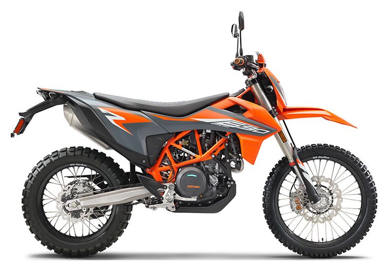 2021 KTM 690 Enduro R in Freeport, Florida
