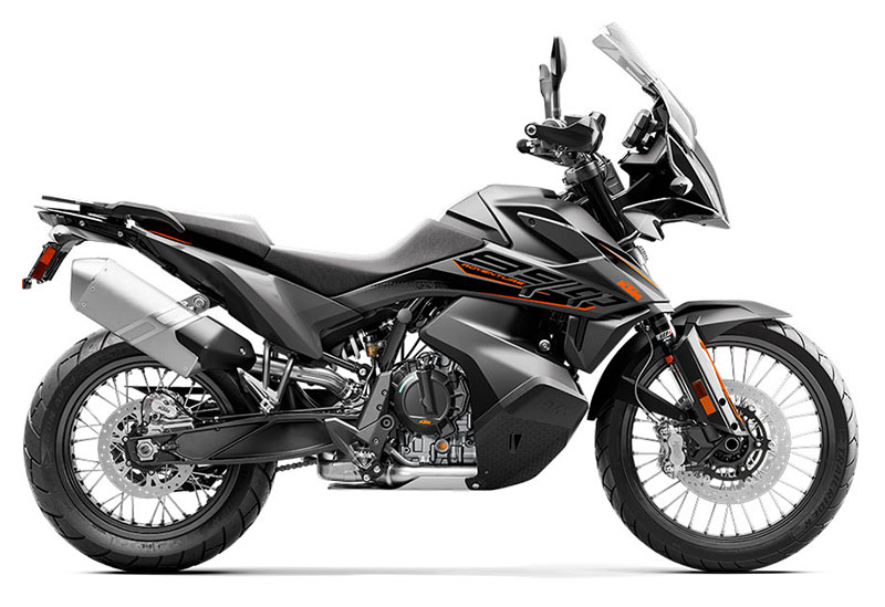 2021 KTM 890 Adventure in Bennington, Vermont