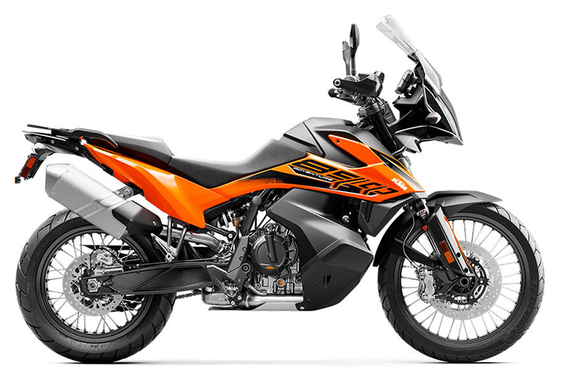 2021 KTM 890 Adventure in Bellingham, Washington - Photo 1