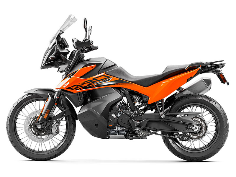 2021 KTM 890 Adventure in Pelham, Alabama - Photo 2