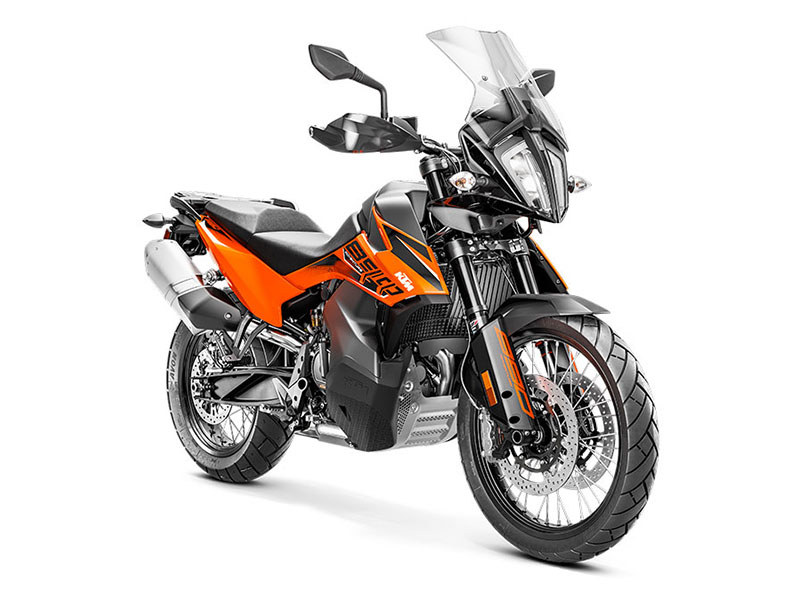 2021 KTM 890 Adventure in Bellingham, Washington - Photo 3