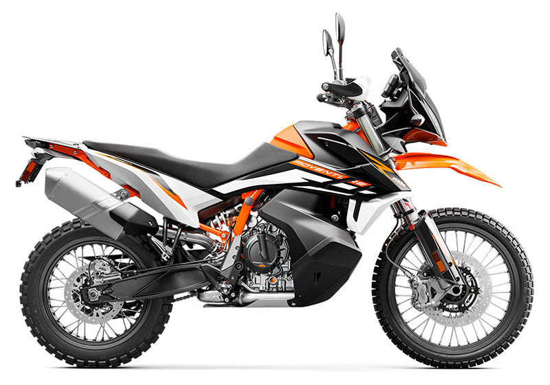2021 KTM 890 Adventure R in Colorado Springs, Colorado