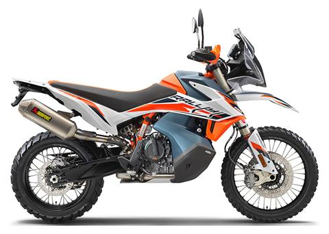 2021 KTM 890 Adventure R Rally in San Marcos, California