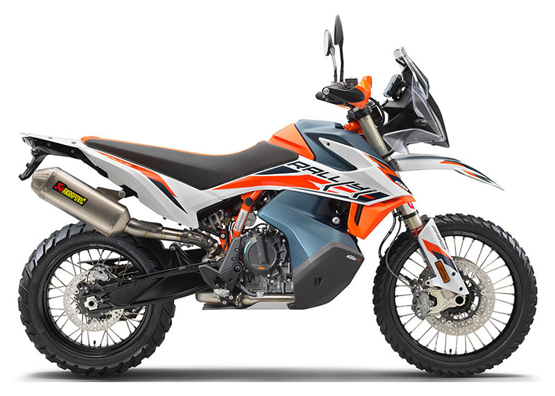 2021 KTM 890 Adventure R Rally in Grass Valley, California - Photo 1