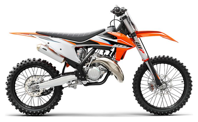 2021 KTM 125 SX in Plymouth, Massachusetts