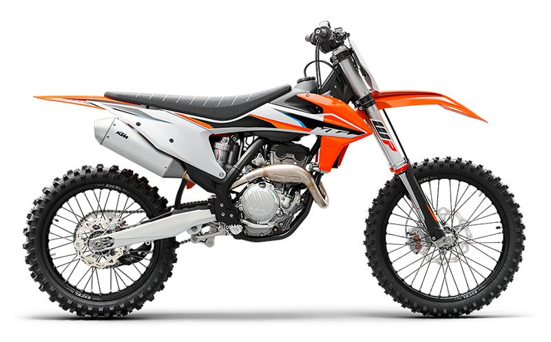 2021 KTM 250 SX-F in Manheim, Pennsylvania