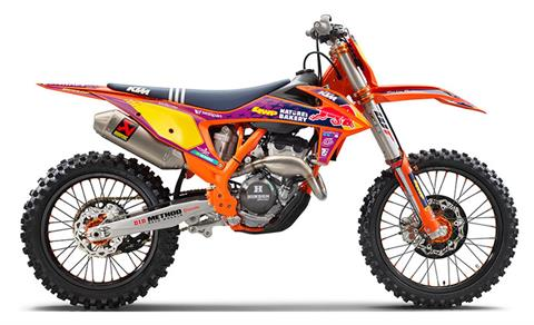 2021 KTM 250 SX-F Troy Lee Designs in Bennington, Vermont