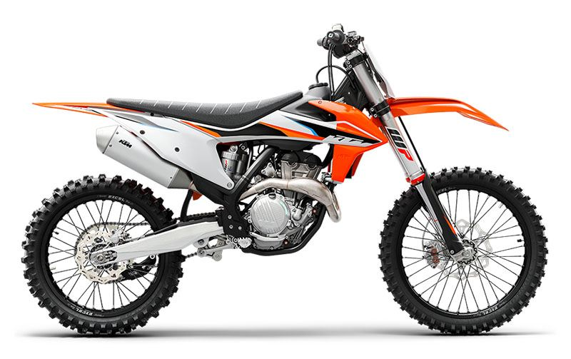 2021 KTM 350 SX-F in Mount Pleasant, Michigan