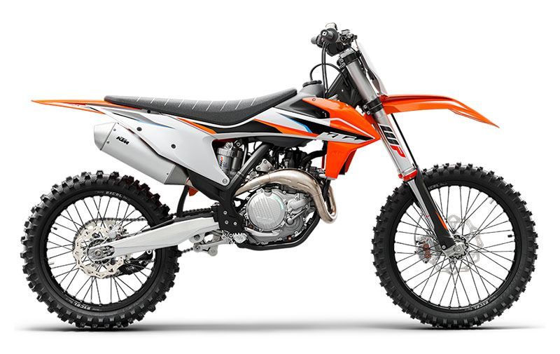 2021 KTM 450 SX-F in Hudson Falls, New York