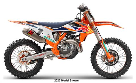 2021 KTM 450 SX-F Factory Edition in La Marque, Texas