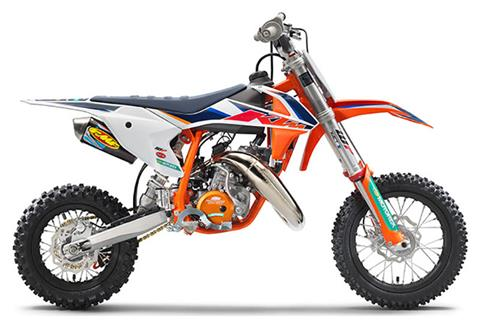 2021 KTM 50 SX Factory Edition in Plymouth, Massachusetts