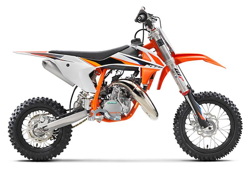 2021 KTM 50 SX in Grimes, Iowa