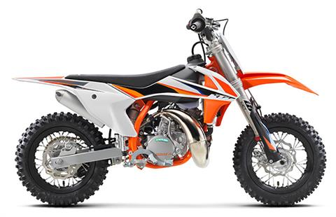 2021 KTM 50 SX Mini in Afton, Oklahoma