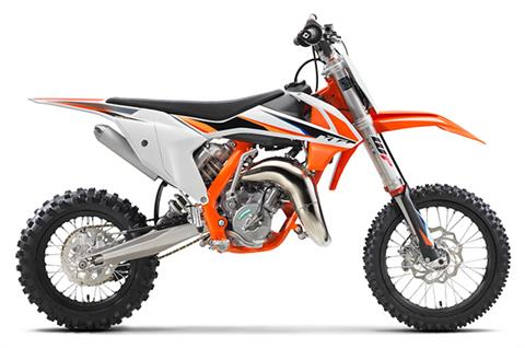 2021 KTM 65 SX in Plymouth, Massachusetts
