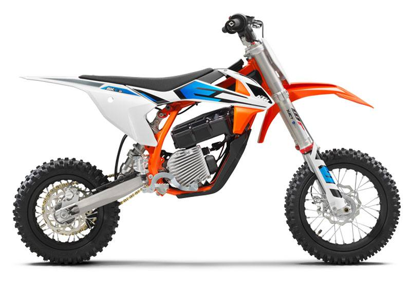 2021 KTM SX-E 5 in Farmington, New York - Photo 2