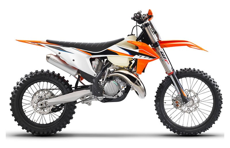 2021 KTM 125 XC in Mount Pleasant, Michigan