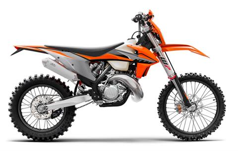 2021 KTM 150 XC-W TPI in Oxford, Maine