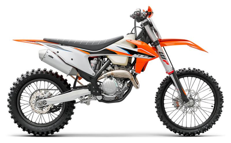 2021 KTM 250 XC-F in Orange, California