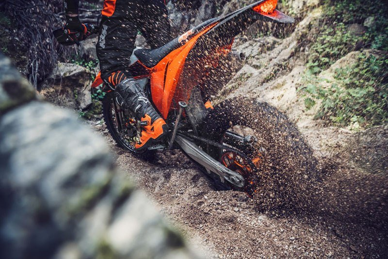 2020 KTM 150 XC-W TPI in Amarillo, Texas - Photo 2