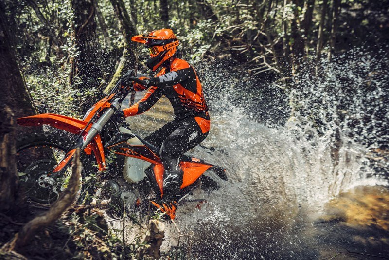 2020 KTM 150 XC-W TPI in Bennington, Vermont - Photo 3