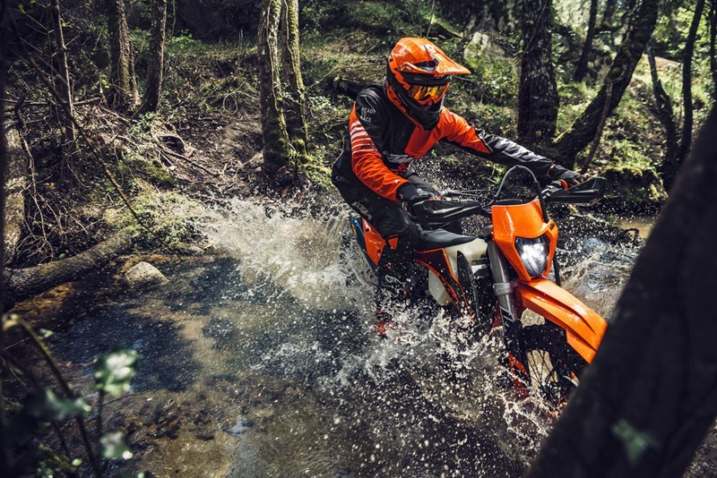 2020 KTM 150 XC-W TPI in Bennington, Vermont - Photo 5