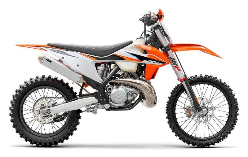 2021 KTM 250 XC TPI in Grass Valley, California