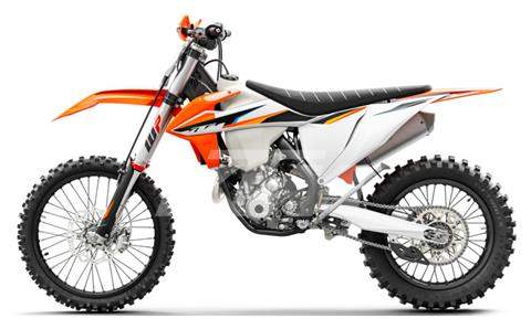 2021 KTM 350 XC-F in Goleta, California - Photo 2